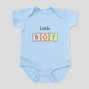 Little BOY Infant Bodysuit