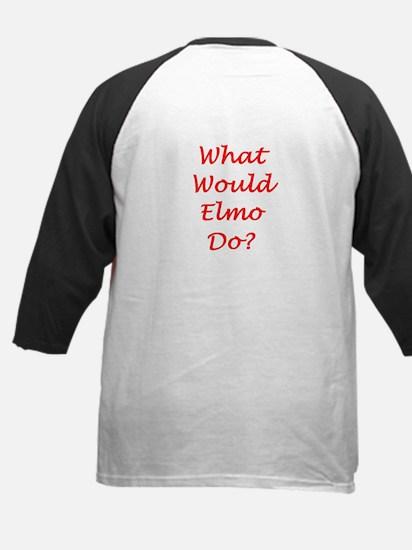 Elmo Do? Kids Baseball Jersey