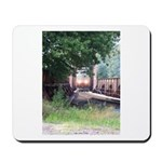 Train On a Bridge, N.S. RR Mousepad