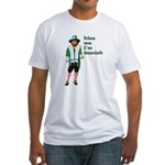 Saint Patrick's Day Fitted T-Shirt