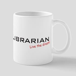 Librarian / Dream! Mug