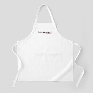 Librarian / Dream! BBQ Apron