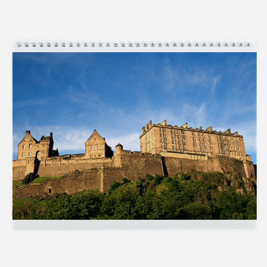Scottish Thistle Wall Calendar