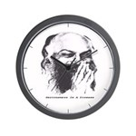 Wall Clock/Seriousness Is A Disease