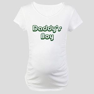 Daddy's Boy Maternity T-Shirt