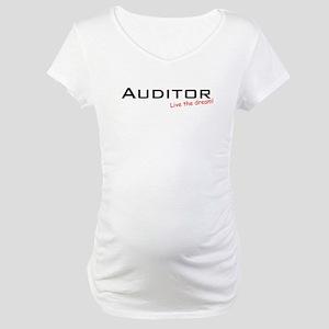 Auditor / Dream! Maternity T-Shirt