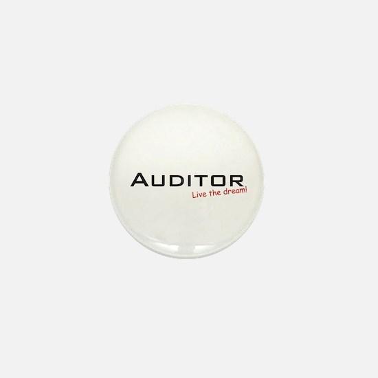 Auditor / Dream! Mini Button