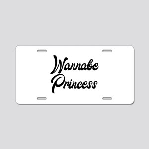 American Princess Gift for Aluminum License Plate