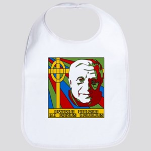 Pope Benedict XVI Catholic Christmas Bib