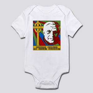 Pope Benedict XVI Catholic Christmas Infant Creepe
