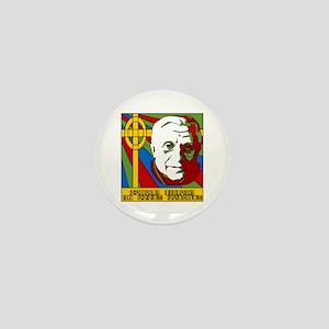 Pope Benedict XVI Catholic Christmas Mini Button (