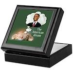 American Dream Keepsake Box