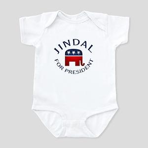 Jindal for President Infant Bodysuit