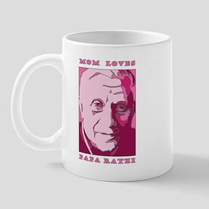 Mom Loves Papa Ratzi Mug