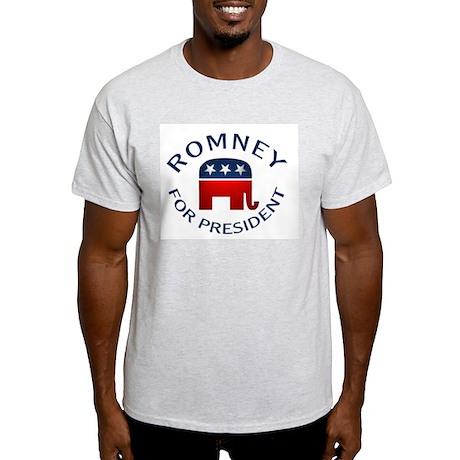 Romey for President Light T-Shirt