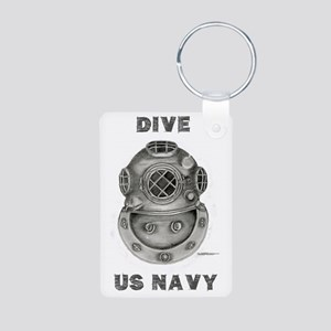 Diving Helmet Keychains