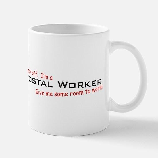I'm a Postal Worker Mug