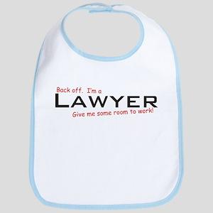 I'm a Lawyer Bib