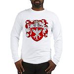 Van Cleave Coat of Arms Long Sleeve T-Shirt