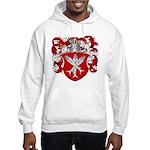 Van Cleave Coat of Arms Hooded Sweatshirt