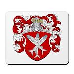 Van Cleave Coat of Arms Mousepad