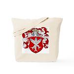 Van Cleave Coat of Arms Tote Bag
