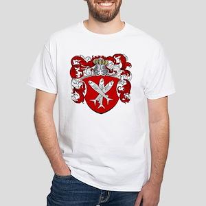 Van Cleef Coat of Arms White T-Shirt