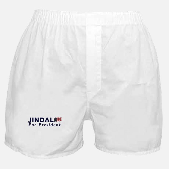 Jindal for President 2012 Boxer Shorts