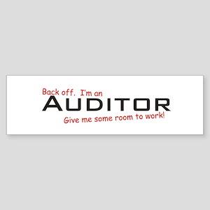I'm a Auditor Bumper Sticker