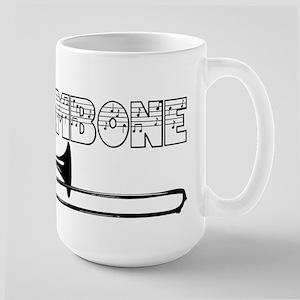trombone Large Mug