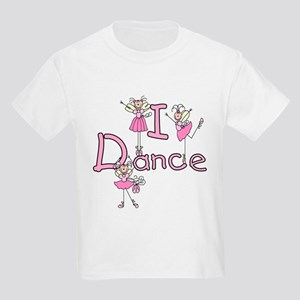 Ballerina I Dance Kids Light T-Shirt
