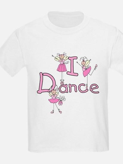 Ballerina I Dance T-Shirt