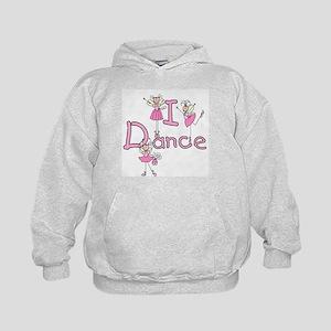 Ballerina I Dance Kids Hoodie
