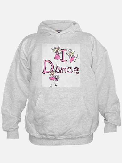 Ballerina I Dance Hoody