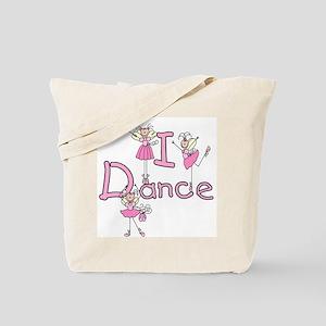 Ballerina I Dance Tote Bag