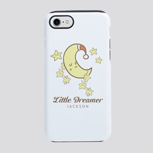 Moon and Stars Personalized iPhone 8/7 Tough Case