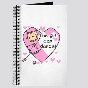 This Girl Can Dance Journal