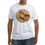 Baby Sea Lion Fitted T-Shirt