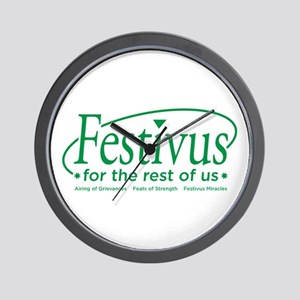 FESTIVUS FOR THE REST OF US™ Wall Clock