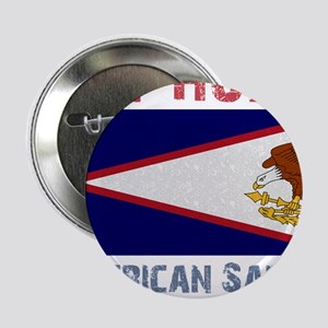 "My Home American Samoa Vintag 2.25"" Button"