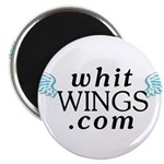 Whit Wings Magnet