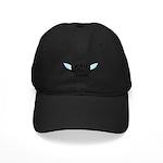 Whit Wings Black Cap