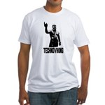 Techno Viking Fitted T-Shirt