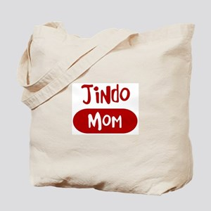 Jindo mom Tote Bag