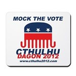 Mock the Vote Mousepad