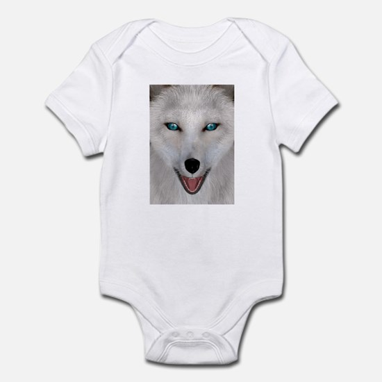Arctic Fox Body Suit