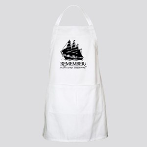 remember - pillage first, THEN burn BBQ Apron