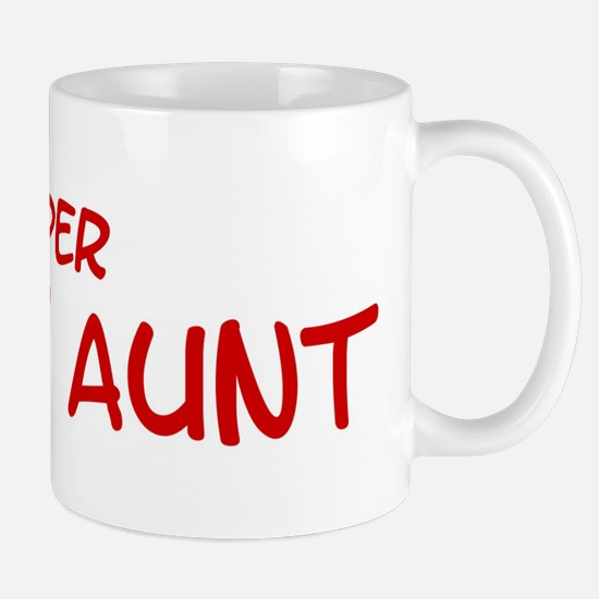 Super Great Aunt Mug