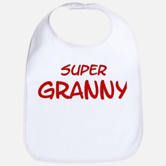Super Granny Bib