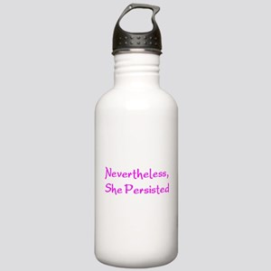 nevertheless, she pers Stainless Water Bottle 1.0L